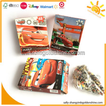 Jigsaw Puzzle di Disney Car